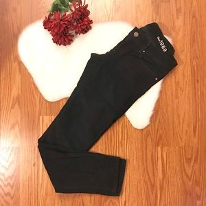Gap skinny cordory pants size 6 regular
